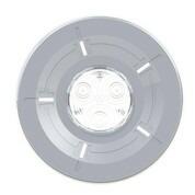 Mini projecteur brio+ blanc avec enjoliveur gris