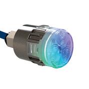 """Mini Projecteur LED 15W pour conduit 1.5"""" couleur"""
