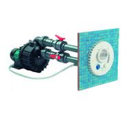 Nage à contre courant complète NCR NF 400 Triphasé 72 m³/h