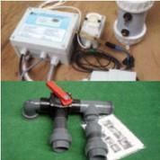 Option électrolyseur + by-pass pour MX18 et MX25