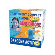 Oxygene actif 2 mois 18/30 m3