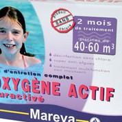 Oxygene actif 4 mois 40/60 m3 2 mois 60/110 m3