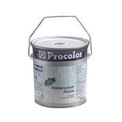 Peinture bleu pâle 2x4l 10kg soit 40m2 deux couches