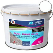 Peinture piscine Pool Paint Plus blanc 10 L