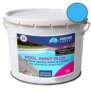 Peinture piscine Pool Paint Plus bleu 10 L