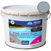 Peinture piscine Pool Paint Plus gris 10 L