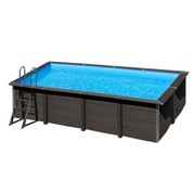 Piscine Avant Garde composite rectangle 6.06m x 3.26m x H.1.24m