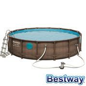 Piscine tubulaire Power Steel Swim Vista Pool Ø549 x 122 cm
