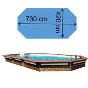 Piscine trinite 7,30 x 4,20 x 1,47 m