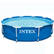 Piscine tubulaire ronde Metal Frame Junior Intex Ø305 x 76 cm