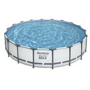 Piscine tubulaire ronde Steel Pro Max Ø5.49 x 1.22 cm