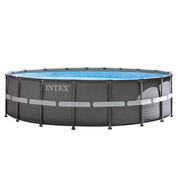 Piscine tubulaire Ultra Frame Intex Ø 4.88 x 1.22 m