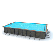 Piscine waterclip Symi 6,80 x 5,20 x 1,47 m