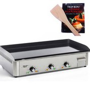 Desserte pour plancha lectrique ou gaz roller grill jardin - Mini plancha electrique ...