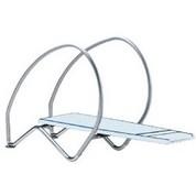 Plongeoir Dynamic flexible avec arceaux inox 2.30m