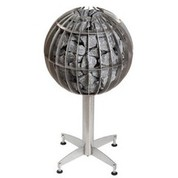 Poele harvia globe 10,5 kw a/support hgle