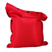 Pouf XXL 125 x 175 - Rouge