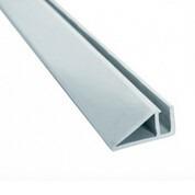 Profil accrochage pvc liner vertical renovation unite 2 ml