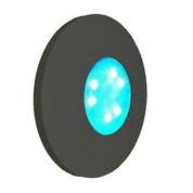 Projecteur LED universel 30W RGBW 1150 lm enjoliveur anthracite