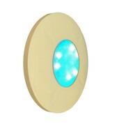Projecteur LED universel 30W RGBW 1150 lm enjoliveur sable