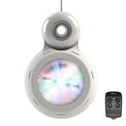 Projecteur LED piscine hors-sol 40W RGBW 1150 lm + TC