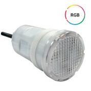 Projecteur tubulaire 9 Leds RGB