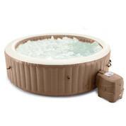 Pure spa sahara 8 places rond - Bulles, système anti-tartre