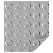 Liner PVC anti dérapant gris perle - 1 rouleau de 1.65 m x 10 m