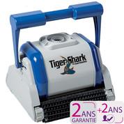 Robot Tiger Shark brosse picot sans chariot