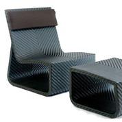 Fauteuil et pouf Summertime Chair cigare