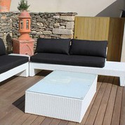 salon en r sine tress e petit prix piscine center net. Black Bedroom Furniture Sets. Home Design Ideas