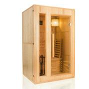 Sauna à vapeur Zen 2 places