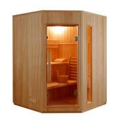 Sauna à vapeur Zen 3/4 Monophasé ou Triphasé