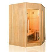 Sauna à vapeur Zen 3/4 places