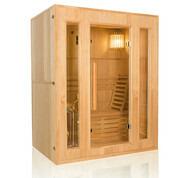 Sauna à vapeur ZEN 3 places