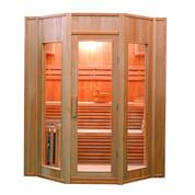 Sauna à vapeur ZEN 4 Monophasé ou Triphasé