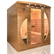 Sauna infra rouge Spectra 4 places