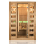 Sauna traditionnel vapeur venetian 2/3 places