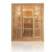Sauna traditionnel vapeur venetian 4/5 places