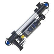 Stérilisateur ultra-violet UV Pro Pool Plus 30 W avec pompe doseuse pour piscine jusqu'à 30 m³