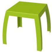 Table basse Maya vert anis