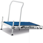 Tapis de marche aquatique Aquaness T1 blanc