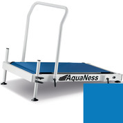 Tapis de marche aquatique Aquaness T1 bleu ciel