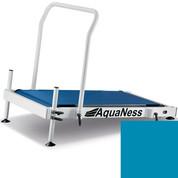 Tapis de marche aquatique Aquaness T1 bleu clair
