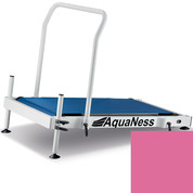 Tapis de marche aquatique Aquaness T1 rose
