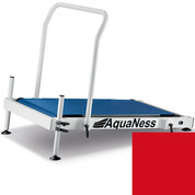 Tapis de marche aquatique Aquaness T1 rouge