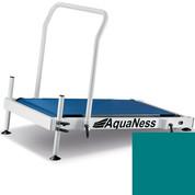 Tapis de marche aquatique Aquaness T1 vert d'eau