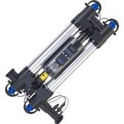 Stérilisateur ultra-violet UV Pro Pool Plus 110 W avec pompe doseuse pour piscine jusqu'à 100 m³
