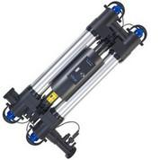 Stérilisateur ultra-violet UV Pro Pool Plus 110 W pour piscine jusqu'à 100 m³
