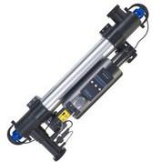 Stérilisateur ultra-violet UV Pro Pool Plus 55 W avec pompe doseuse pour piscine jusqu'à 50 m³